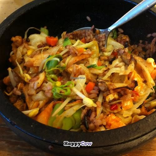 "Photo of Ya Su Jai  by <a href=""/members/profile/chazyvr"">chazyvr</a> <br/>Kimchi rice bowl <br/> July 27, 2013  - <a href='/contact/abuse/image/40316/52308'>Report</a>"