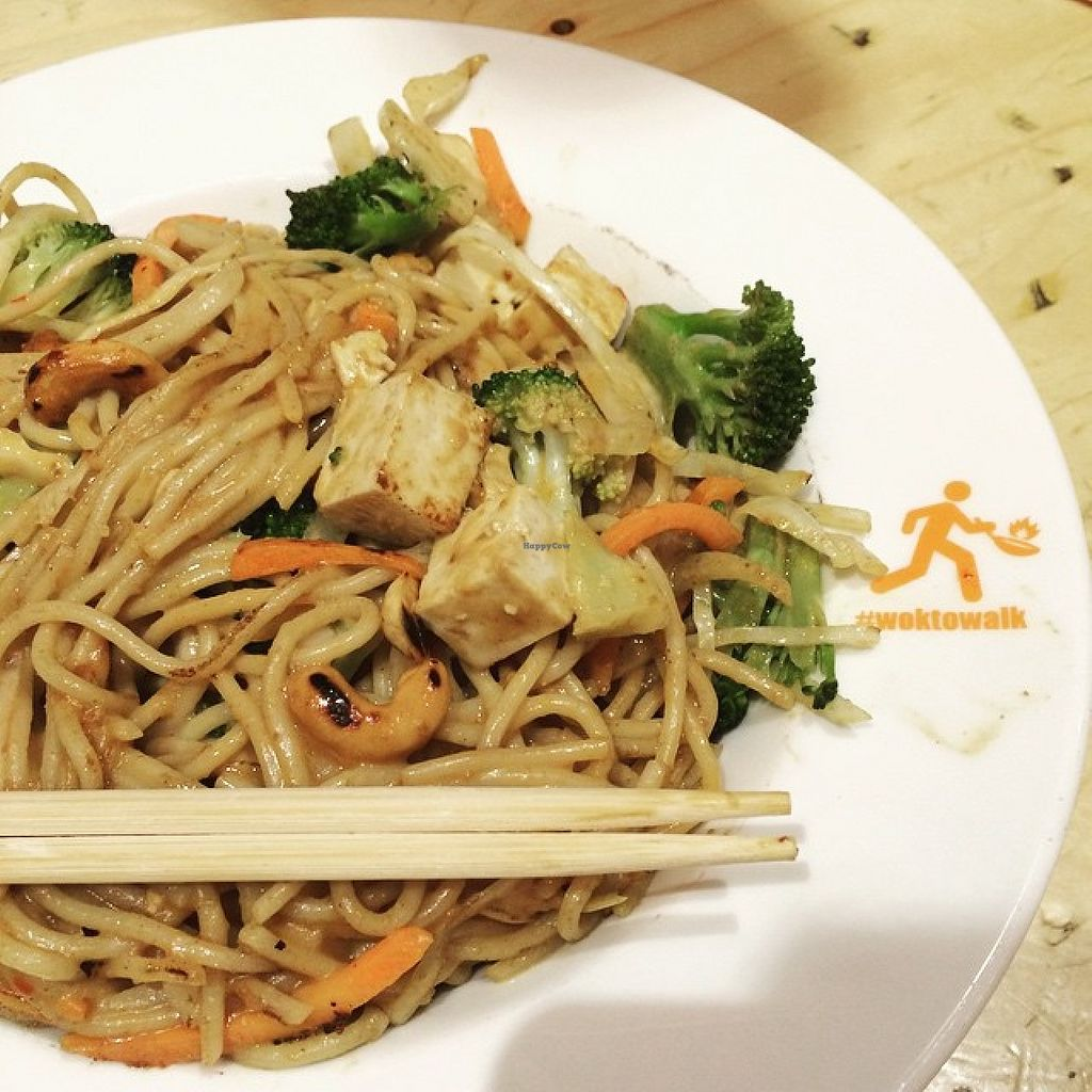 """Photo of Wok to Walk  by <a href=""""/members/profile/NekoVegan"""">NekoVegan</a> <br/>Wok to walk vegan noodles <br/> September 7, 2015  - <a href='/contact/abuse/image/4039/116735'>Report</a>"""