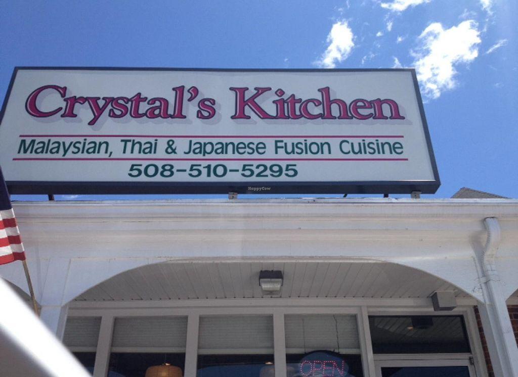 "Photo of Crystal's Kitchen  by <a href=""/members/profile/DangerDiabolik"">DangerDiabolik</a> <br/>outside <br/> July 3, 2015  - <a href='/contact/abuse/image/40478/108030'>Report</a>"
