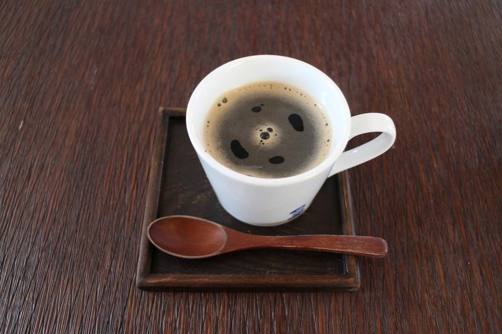 "Photo of Shojin Cafe Foi - Shintouri  by <a href=""/members/profile/necius"">necius</a> <br/>Caffeine free coffee at Shojin Cafe Fuoi <br/> March 27, 2015  - <a href='/contact/abuse/image/40555/97119'>Report</a>"