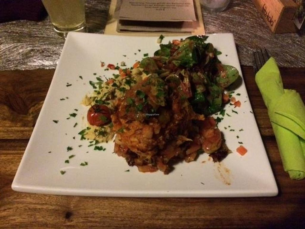 """Photo of CLOSED: Wondergood  by <a href=""""/members/profile/Plantpower"""">Plantpower</a> <br/>Vegan main dish - delicious  <br/> December 10, 2014  - <a href='/contact/abuse/image/40561/87611'>Report</a>"""