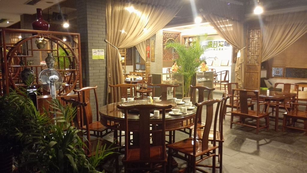 Photo of CLOSED: Liuhe Tea House  by Snowballs <br/>Ample space to dine <br/> August 17, 2015  - <a href='/contact/abuse/image/40639/114056'>Report</a>