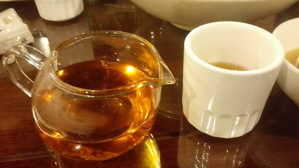 Photo of CLOSED: Liuhe Tea House  by Snowballs <br/>Delicious red tea <br/> August 17, 2015  - <a href='/contact/abuse/image/40639/114060'>Report</a>