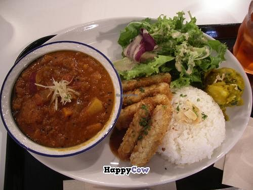 """Photo of Sasaya Cafe  by <a href=""""/members/profile/Ricardo"""">Ricardo</a> <br/>Today's curry 950yen <br/> November 29, 2013  - <a href='/contact/abuse/image/40643/59322'>Report</a>"""
