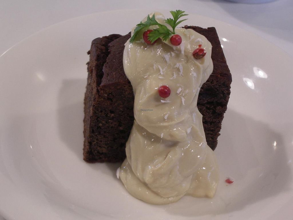 """Photo of Sasaya Cafe  by <a href=""""/members/profile/Ricardo"""">Ricardo</a> <br/>Chocolate cake <br/> January 15, 2014  - <a href='/contact/abuse/image/40643/62531'>Report</a>"""