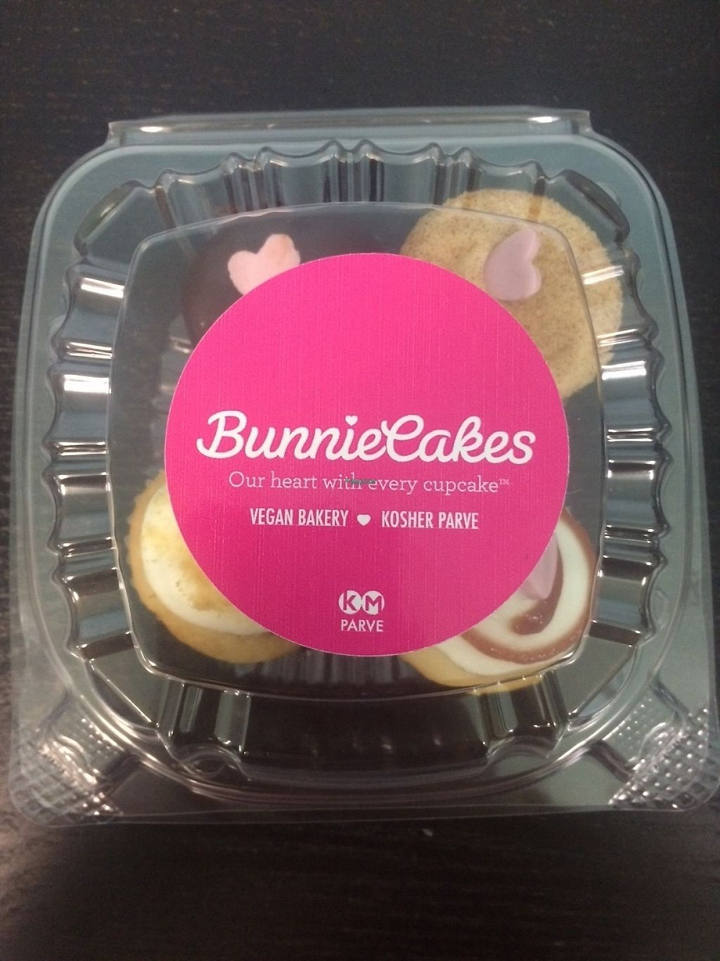 "Photo of Bunnie Cakes  by <a href=""/members/profile/alexriyan"">alexriyan</a> <br/>ALL VEGAN!! <br/> February 10, 2017  - <a href='/contact/abuse/image/40652/225006'>Report</a>"