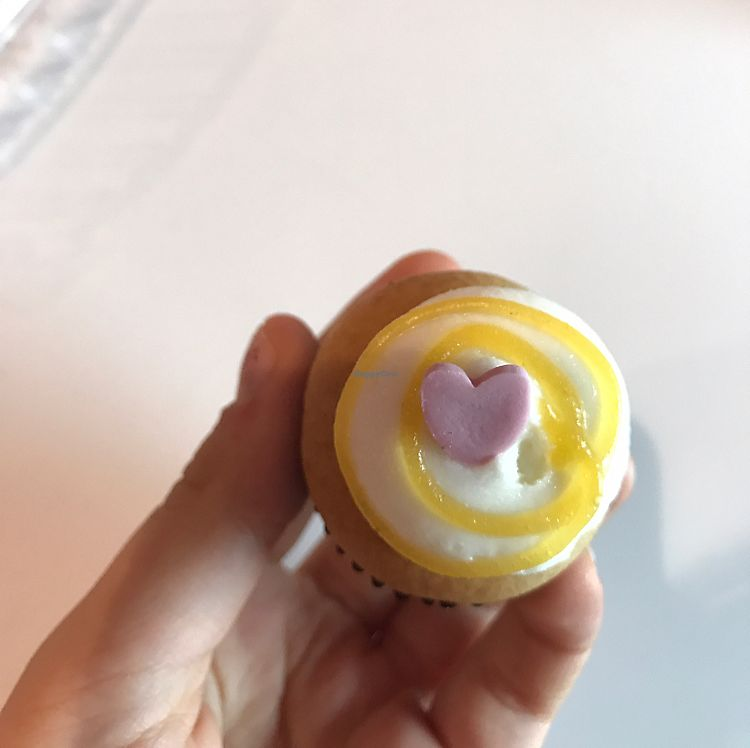 "Photo of Bunnie Cakes  by <a href=""/members/profile/amelia3599"">amelia3599</a> <br/>passionfruit cupcake <br/> June 11, 2017  - <a href='/contact/abuse/image/40652/268174'>Report</a>"