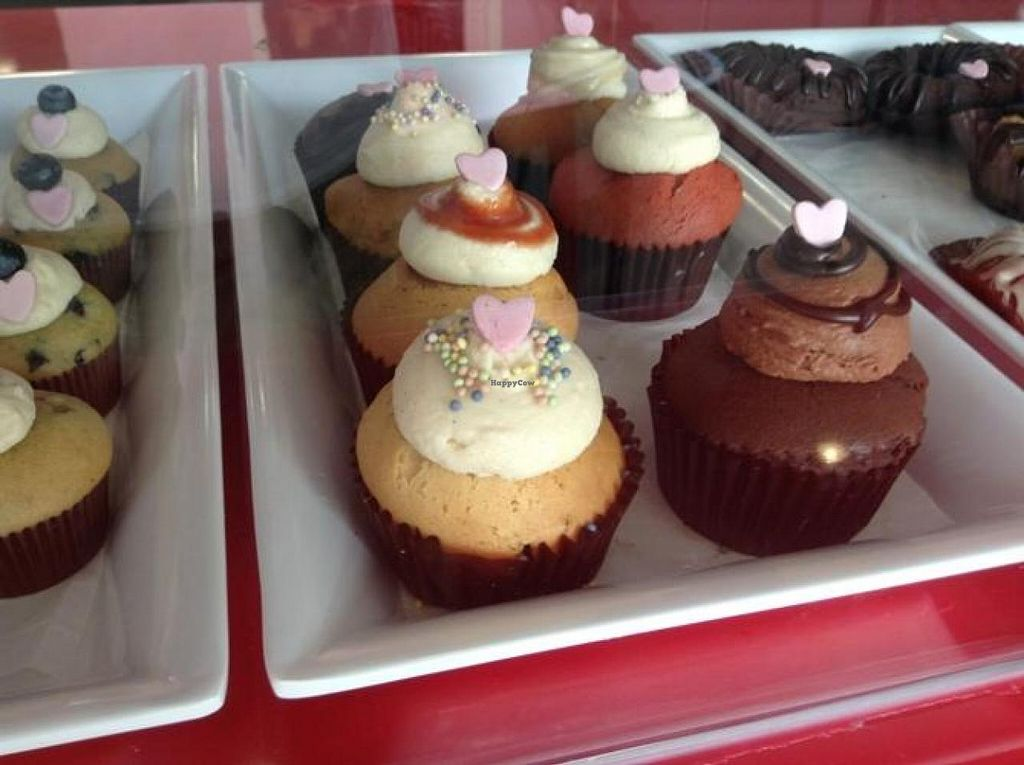 "Photo of Bunnie Cakes  by <a href=""/members/profile/Julie%20R"">Julie R</a> <br/>Yummy treats!  Pretty, vegan AND delicious! <br/> September 27, 2014  - <a href='/contact/abuse/image/40652/81381'>Report</a>"