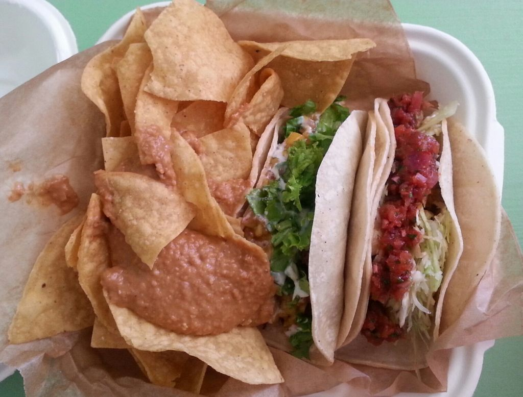 "Photo of Taco Party Restaurant and Food Truck  by <a href=""/members/profile/slithers"">slithers</a> <br/>meal deal Taco Party <br/> September 18, 2015  - <a href='/contact/abuse/image/40726/118320'>Report</a>"