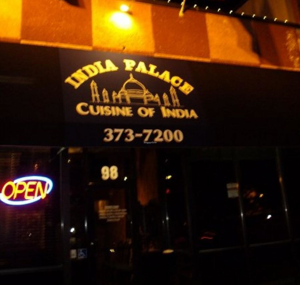 """Photo of India Palace  by <a href=""""/members/profile/Meggie%20and%20Ben"""">Meggie and Ben</a> <br/>Front <br/> January 11, 2014  - <a href='/contact/abuse/image/40788/230553'>Report</a>"""