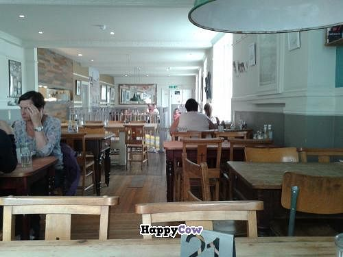 "Photo of Boston Tea Party  by <a href=""/members/profile/HungryBiker"">HungryBiker</a> <br/>First floor dining area <br/> August 22, 2013  - <a href='/contact/abuse/image/40797/53575'>Report</a>"