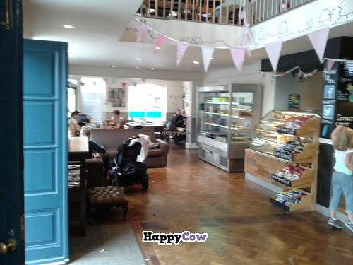 "Photo of Boston Tea Party  by <a href=""/members/profile/HungryBiker"">HungryBiker</a> <br/>Down stairs dining area <br/> August 22, 2013  - <a href='/contact/abuse/image/40797/53577'>Report</a>"
