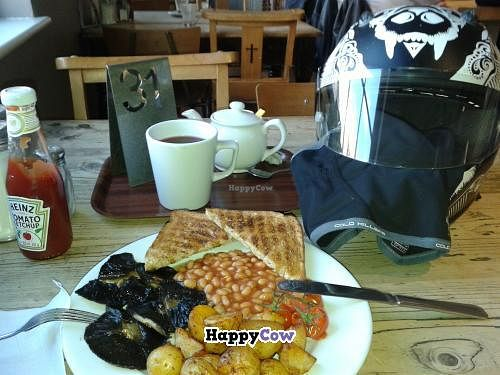 "Photo of Boston Tea Party  by <a href=""/members/profile/HungryBiker"">HungryBiker</a> <br/>Now that's what I call a good vegan breakfast <br/> November 4, 2013  - <a href='/contact/abuse/image/40797/57900'>Report</a>"