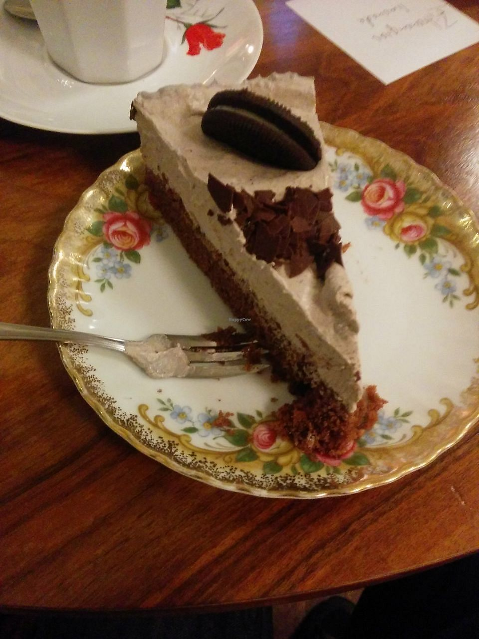 "Photo of V-Cake Cafe  by <a href=""/members/profile/FlokiTheCat"">FlokiTheCat</a> <br/>Oreo cake <br/> December 11, 2017  - <a href='/contact/abuse/image/40824/334765'>Report</a>"