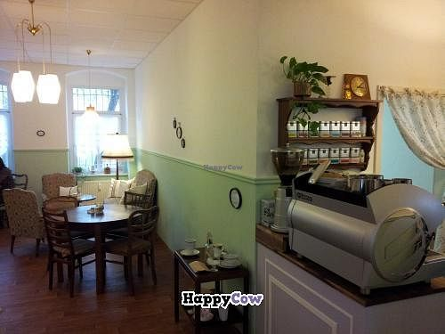"Photo of V-Cake Cafe  by <a href=""/members/profile/HappyFish"">HappyFish</a> <br/>View in the back of v cafe <br/> November 1, 2013  - <a href='/contact/abuse/image/40824/57691'>Report</a>"