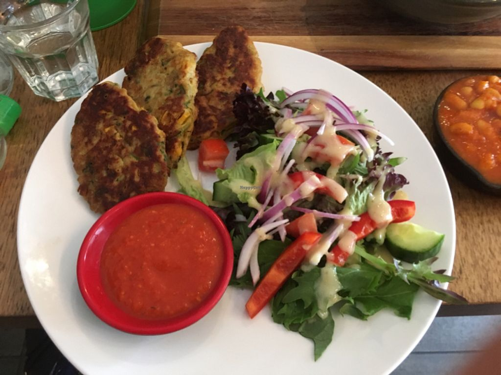 "Photo of CLOSED: Ungaro Raw  by <a href=""/members/profile/lunapavo"">lunapavo</a> <br/>zucchini and corn fritters <br/> November 14, 2015  - <a href='/contact/abuse/image/40879/124980'>Report</a>"