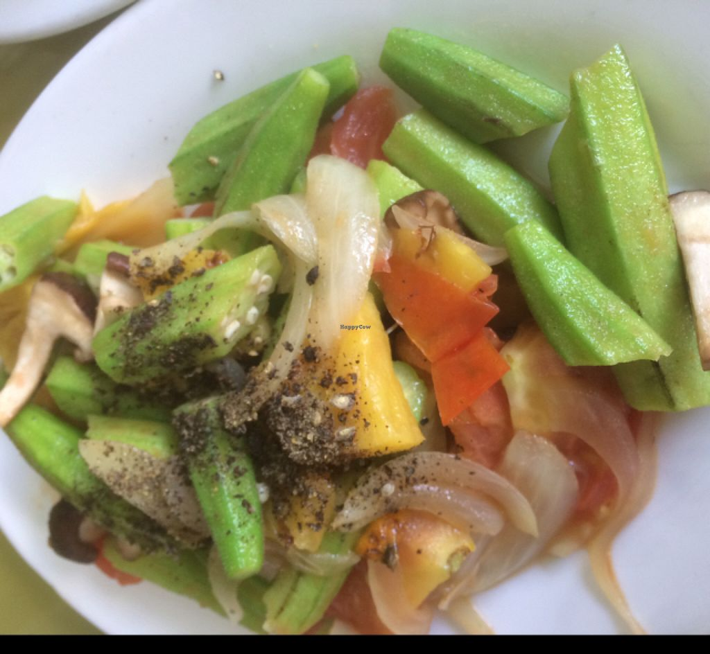 """Photo of CLOSED: Huong Khach  by <a href=""""/members/profile/Carlomagno"""">Carlomagno</a> <br/>Fried Okra  <br/> July 6, 2016  - <a href='/contact/abuse/image/40881/158065'>Report</a>"""