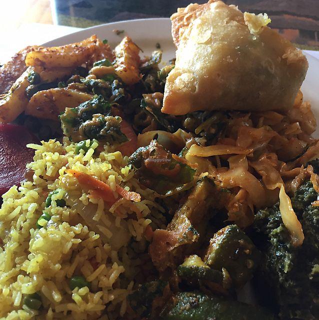"Photo of Kathmandu Restaurant  by <a href=""/members/profile/cwarrick1"">cwarrick1</a> <br/>Lunch Buffet! <br/> June 13, 2017  - <a href='/contact/abuse/image/40887/268784'>Report</a>"