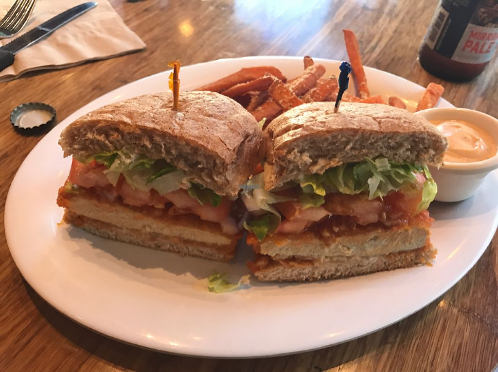 "Photo of Veggie Grill  by <a href=""/members/profile/edwardbc"">edwardbc</a> <br/>Buffalo Sandwich <br/> April 14, 2017  - <a href='/contact/abuse/image/40894/247906'>Report</a>"