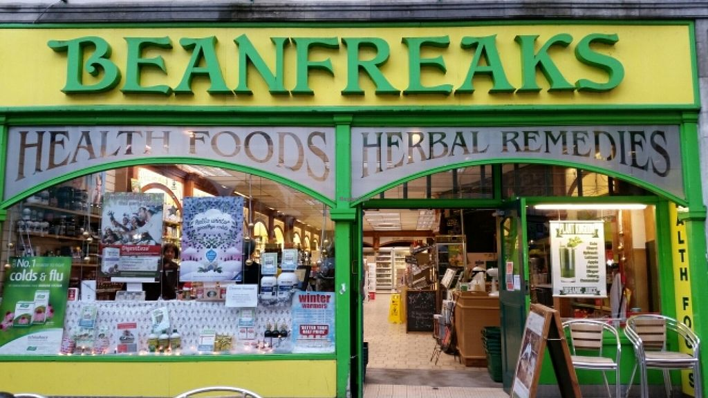 """Photo of Beanfreaks Store and Juice Bar  by <a href=""""/members/profile/konlish"""">konlish</a> <br/>outside <br/> December 23, 2015  - <a href='/contact/abuse/image/4090/129586'>Report</a>"""