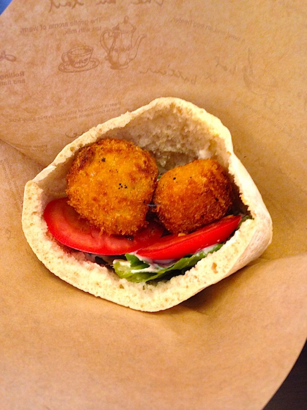 "Photo of Veggie Cafe  by <a href=""/members/profile/jeedeecee"">jeedeecee</a> <br/>Close up of the falafel, soft and crispy.  <br/> August 29, 2015  - <a href='/contact/abuse/image/40954/115605'>Report</a>"