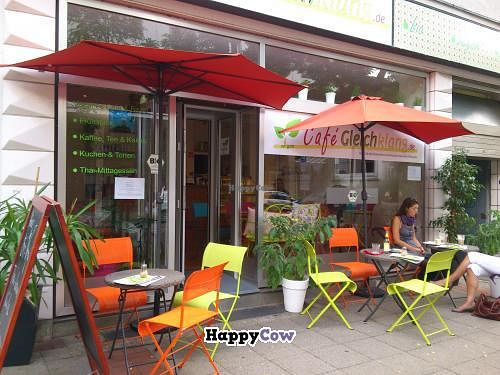 """Photo of Cafe Gleichklang  by <a href=""""/members/profile/forisma"""">forisma</a> <br/>Cafe outside <br/> September 16, 2013  - <a href='/contact/abuse/image/40973/55037'>Report</a>"""