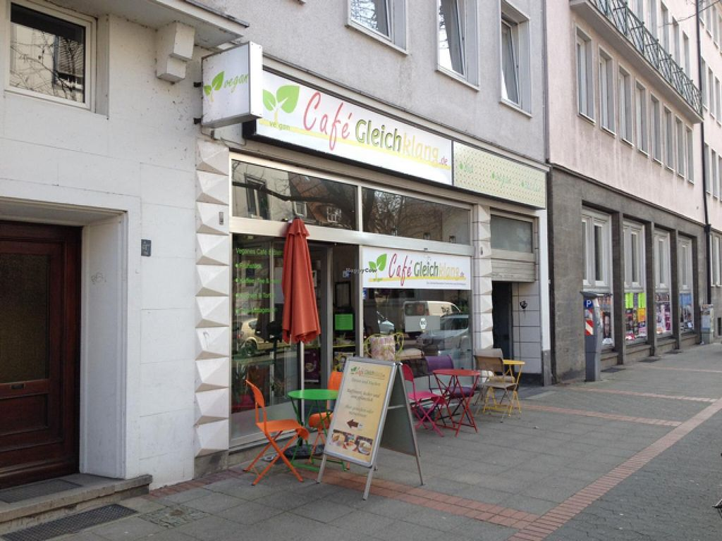 """Photo of Cafe Gleichklang  by <a href=""""/members/profile/hack_man"""">hack_man</a> <br/>outside <br/> April 10, 2015  - <a href='/contact/abuse/image/40973/98514'>Report</a>"""