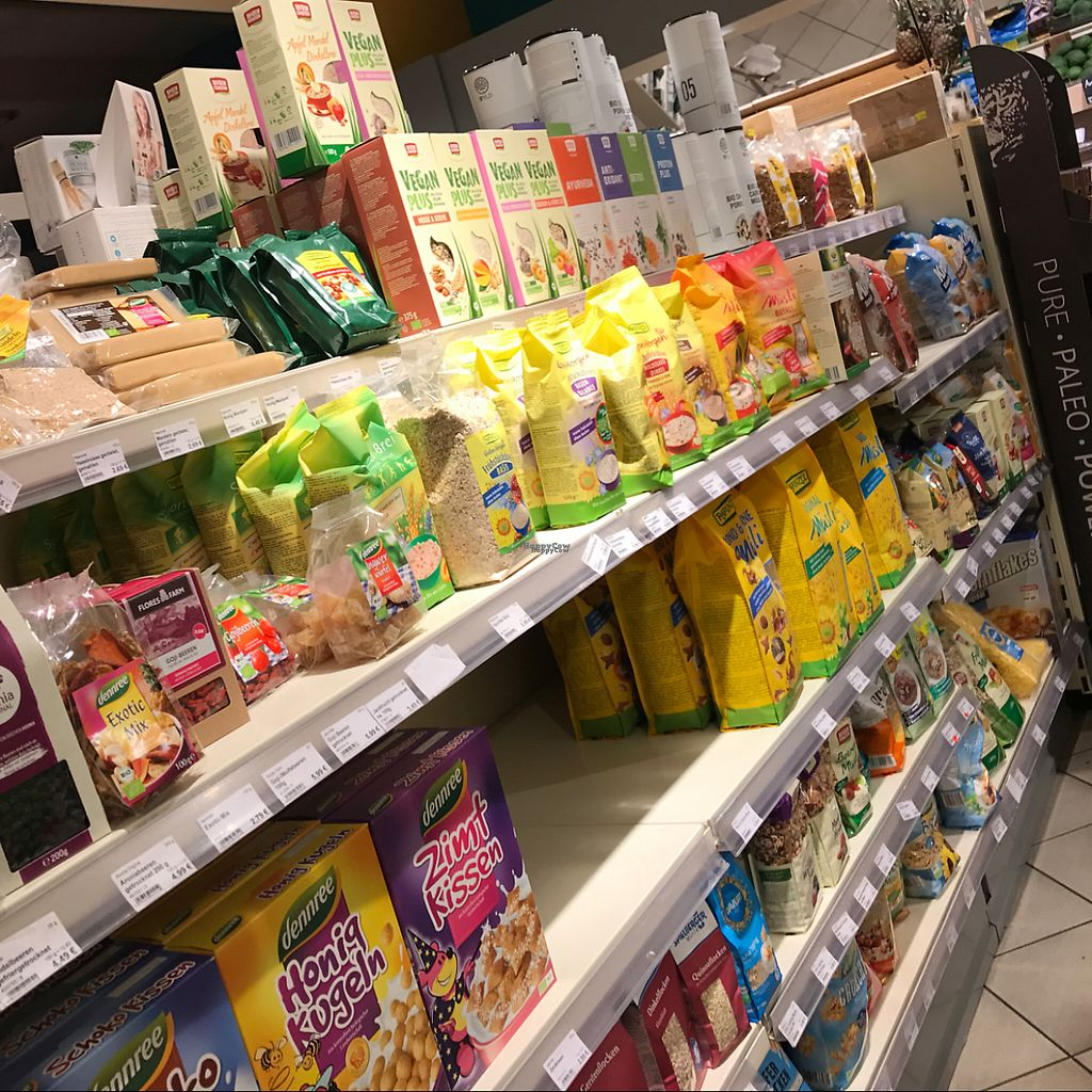 "Photo of Bio Deli  by <a href=""/members/profile/marky_mark"">marky_mark</a> <br/>cereals etc <br/> November 12, 2016  - <a href='/contact/abuse/image/40974/189022'>Report</a>"