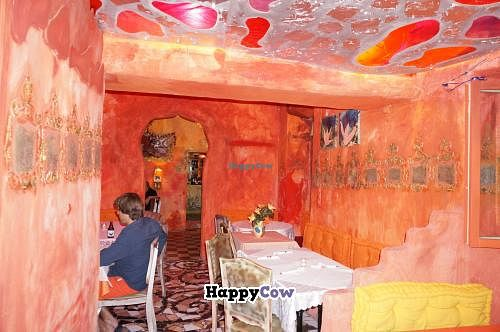 """Photo of REMOVED: Happy Green Cows  by <a href=""""/members/profile/sweetkate510"""">sweetkate510</a> <br/>Inside the restaurant <br/> September 3, 2013  - <a href='/contact/abuse/image/41000/54314'>Report</a>"""