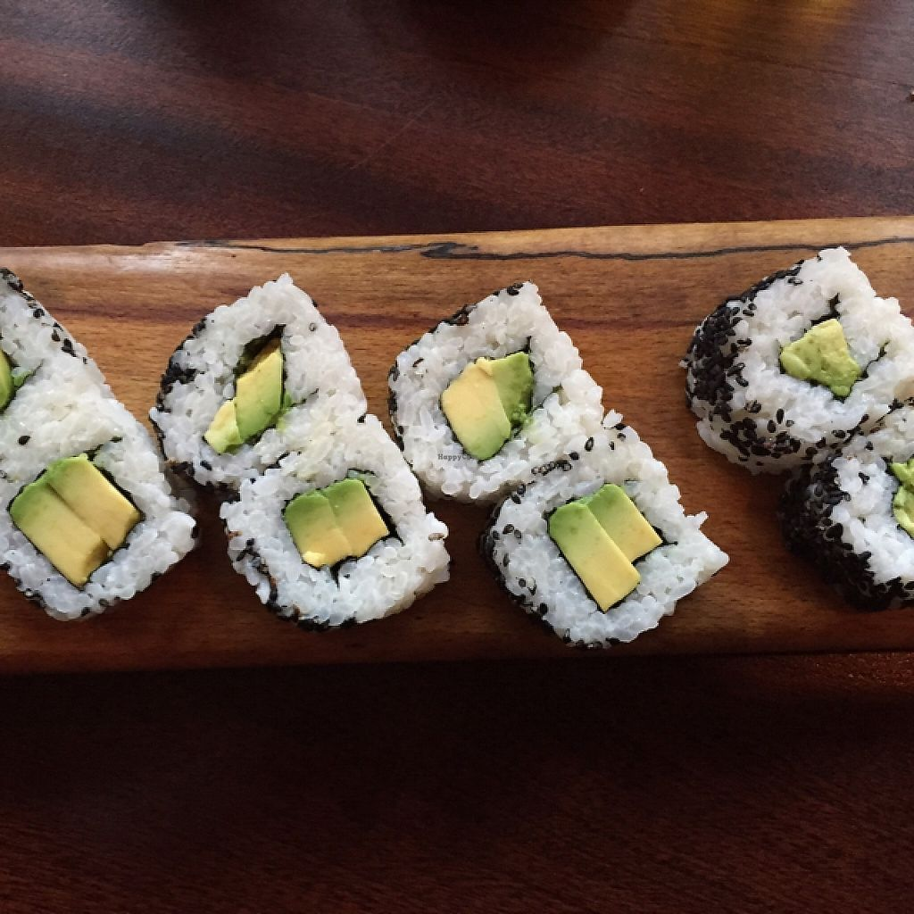 "Photo of Yamamori Noodles  by <a href=""/members/profile/psysof"">psysof</a> <br/>Avocado Roll <br/> August 5, 2015  - <a href='/contact/abuse/image/41022/195828'>Report</a>"
