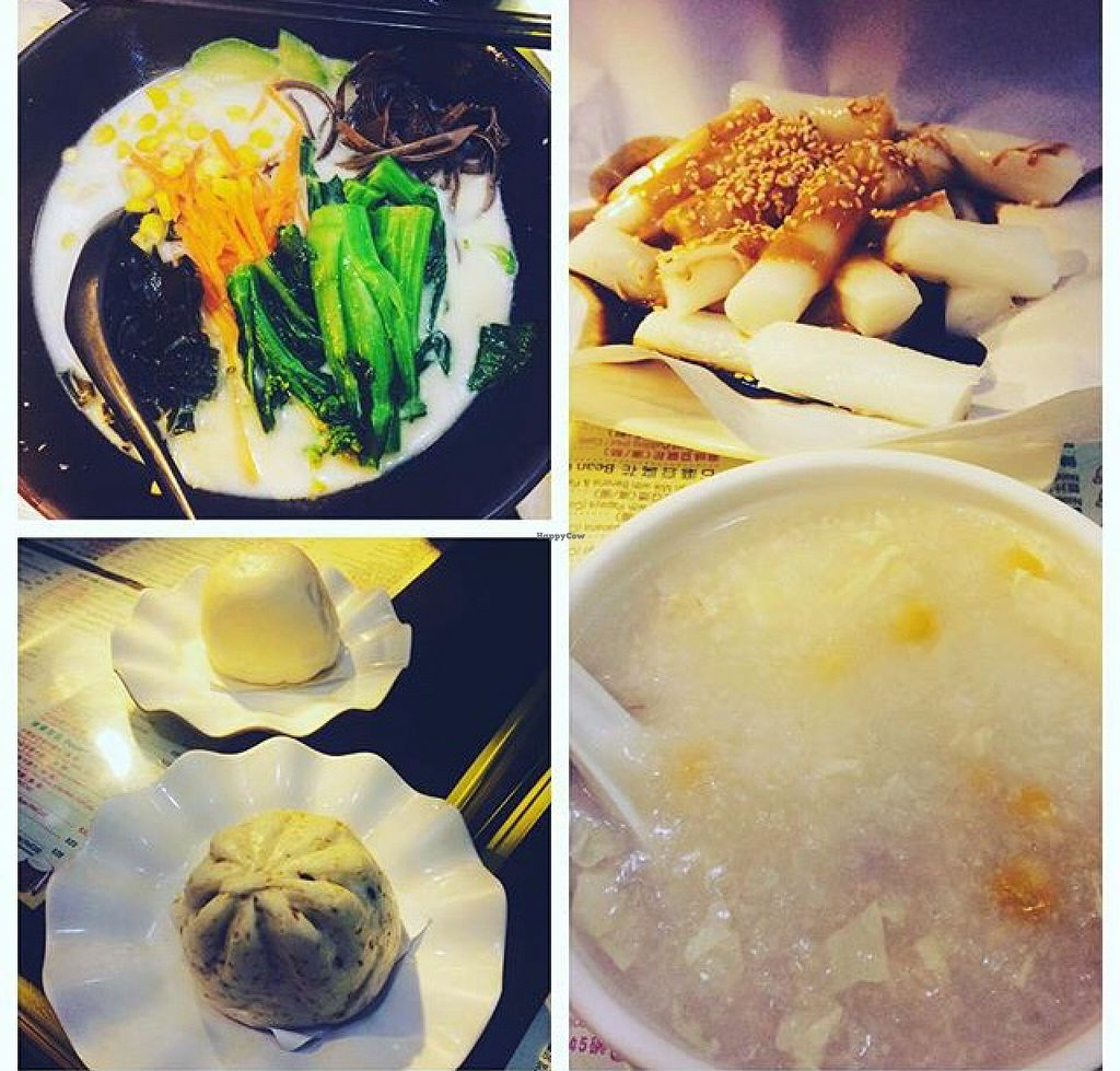 "Photo of Jade Vegetarian - Jane Heart  by <a href=""/members/profile/kay1abear"">kay1abear</a> <br/>noodle soup, steamed buns, rice rolls, congee <br/> July 10, 2016  - <a href='/contact/abuse/image/41030/158903'>Report</a>"