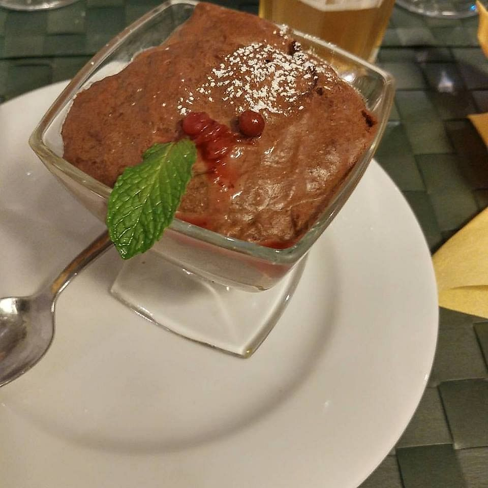 """Photo of Le Potager du Marais  by <a href=""""/members/profile/SaraMarkic"""">SaraMarkic</a> <br/>mousse au chocolat <br/> December 5, 2017  - <a href='/contact/abuse/image/4106/332580'>Report</a>"""