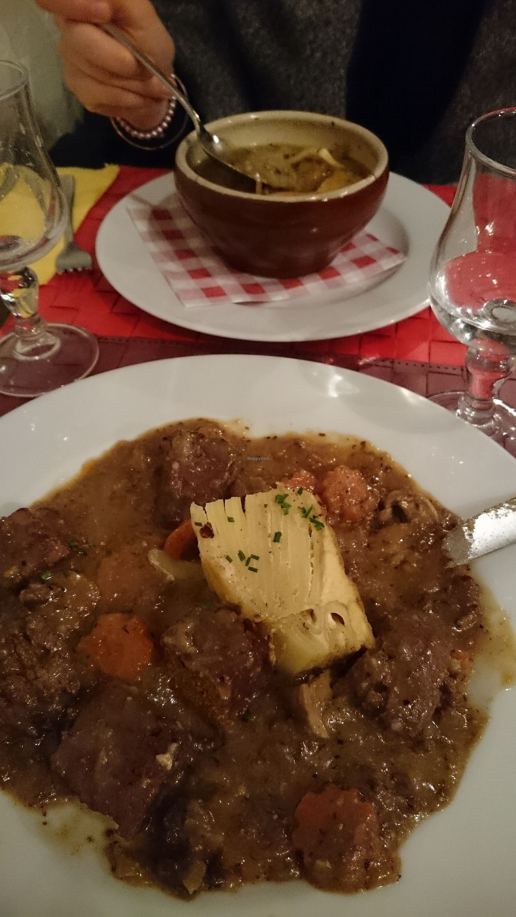 """Photo of Le Potager du Marais  by <a href=""""/members/profile/Layra"""">Layra</a> <br/>Bourgignon <br/> March 1, 2018  - <a href='/contact/abuse/image/4106/365503'>Report</a>"""
