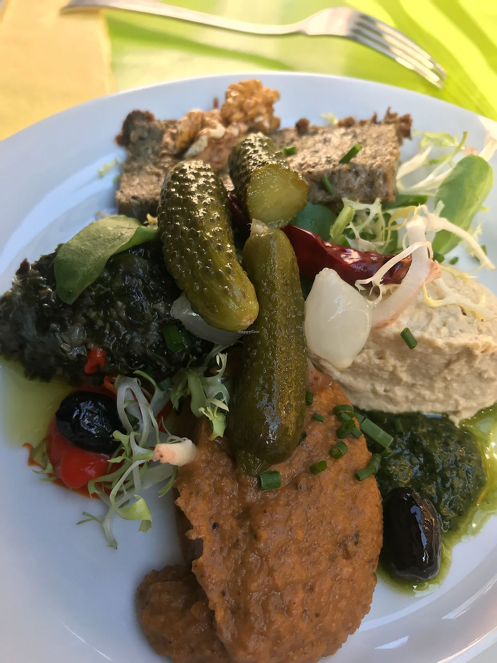 """Photo of Le Potager du Marais  by <a href=""""/members/profile/alicej18"""">alicej18</a> <br/>Starter- sampler <br/> May 25, 2018  - <a href='/contact/abuse/image/4106/405057'>Report</a>"""