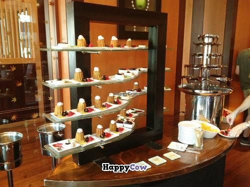 """Photo of Jill's Restaurant  by <a href=""""/members/profile/JulieV"""">JulieV</a> <br/>A wall of desserts, chocolate fountain included!!!  <br/> August 31, 2013  - <a href='/contact/abuse/image/41070/54137'>Report</a>"""