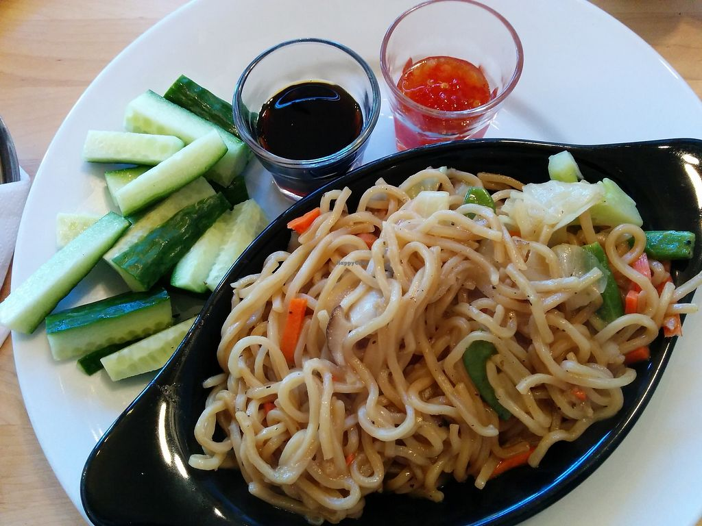 """Photo of Kava  by <a href=""""/members/profile/CLRtraveller"""">CLRtraveller</a> <br/>Soba noodles <br/> December 15, 2017  - <a href='/contact/abuse/image/41090/335831'>Report</a>"""