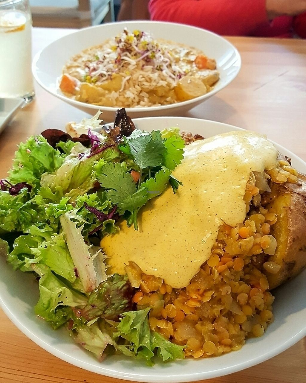 """Photo of HappenPappen  by <a href=""""/members/profile/veganverayo"""">veganverayo</a> <br/>Delicious Indian potatoe bowl  <br/> February 18, 2017  - <a href='/contact/abuse/image/41221/227958'>Report</a>"""