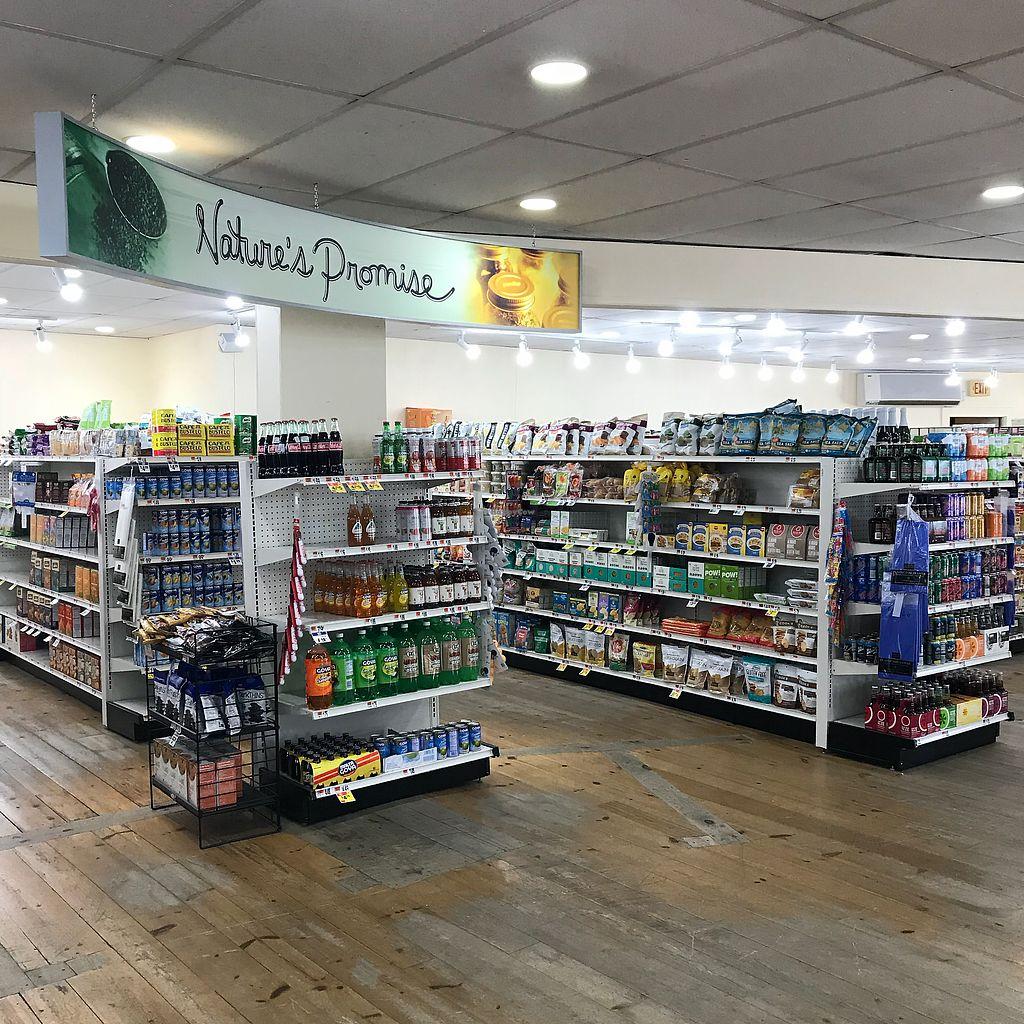 "Photo of Stop and Shop  by <a href=""/members/profile/Sarah%20P"">Sarah P</a> <br/>More shelves <br/> November 5, 2017  - <a href='/contact/abuse/image/41224/322349'>Report</a>"