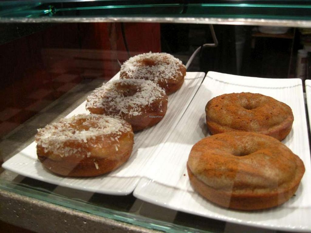 "Photo of Pourquoi Pas Espresso Bar  by <a href=""/members/profile/Babette"">Babette</a> <br/>doughnuts <br/> July 23, 2014  - <a href='/contact/abuse/image/41244/74823'>Report</a>"