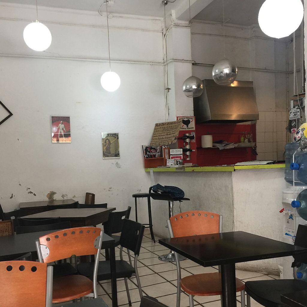 "Photo of La Mandragora  by <a href=""/members/profile/rosanavidal"">rosanavidal</a> <br/>kitchen area <br/> June 6, 2017  - <a href='/contact/abuse/image/41246/266284'>Report</a>"