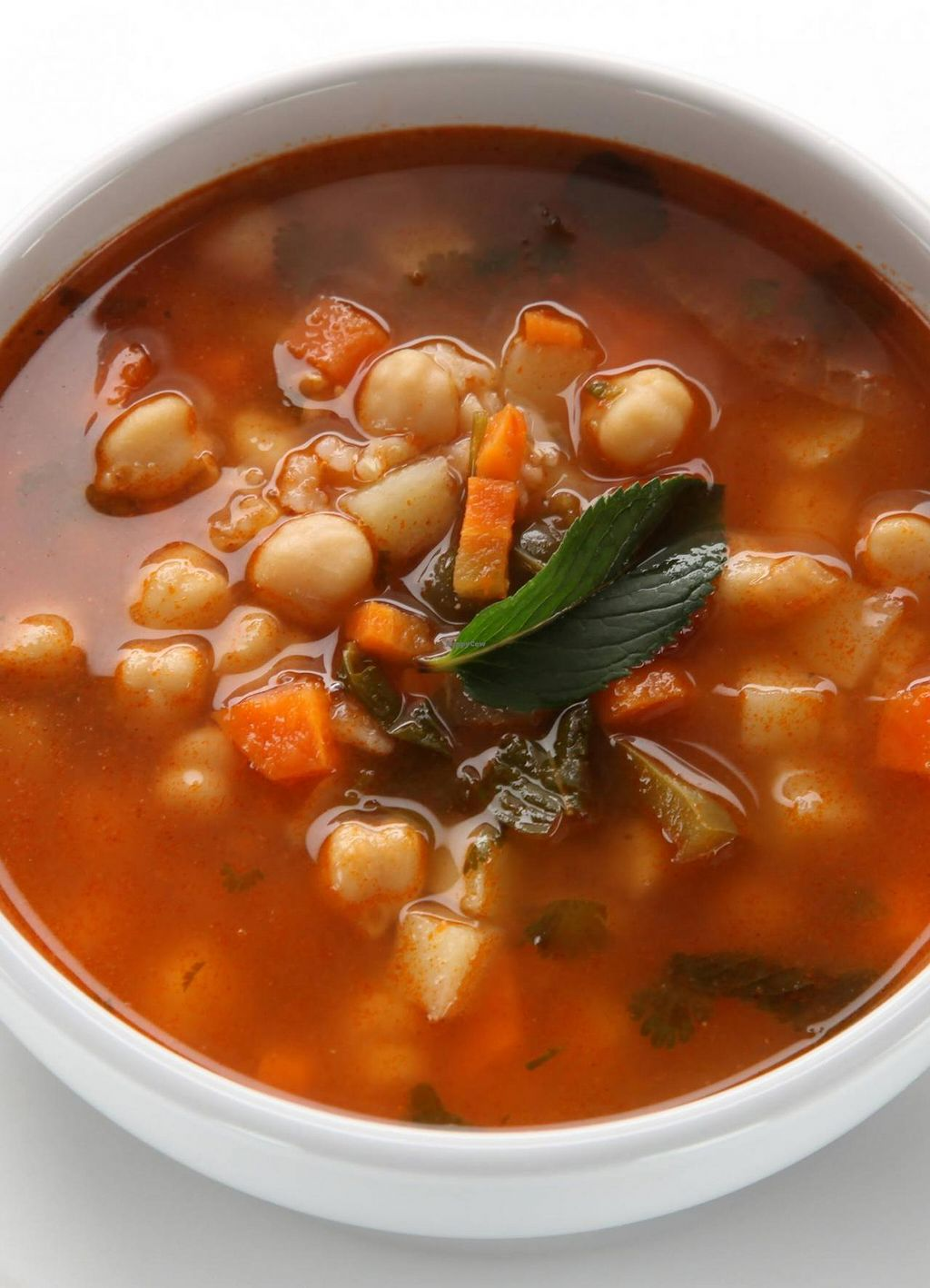 """Photo of El Quinto Sol  by <a href=""""/members/profile/ElQuintoSol"""">ElQuintoSol</a> <br/>Chickpeas and rice soup <br/> March 18, 2015  - <a href='/contact/abuse/image/41267/96094'>Report</a>"""