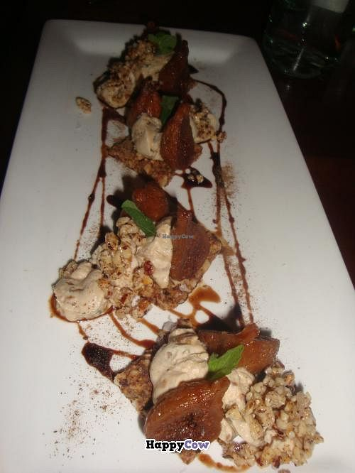 """Photo of CLOSED: Pure Food and Wine  by <a href=""""/members/profile/Sonja%20and%20Dirk"""">Sonja and Dirk</a> <br/>hazelnut crostini <br/> July 21, 2013  - <a href='/contact/abuse/image/4127/51848'>Report</a>"""