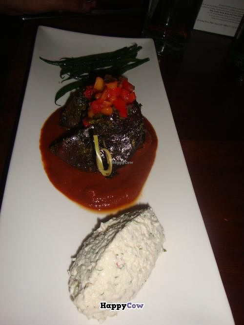 """Photo of CLOSED: Pure Food and Wine  by <a href=""""/members/profile/Sonja%20and%20Dirk"""">Sonja and Dirk</a> <br/>portabella mushroom <br/> July 21, 2013  - <a href='/contact/abuse/image/4127/51850'>Report</a>"""
