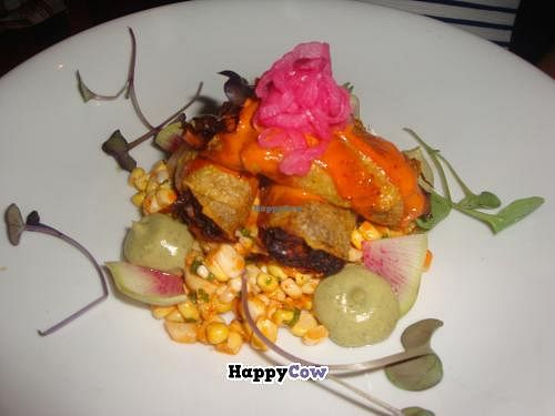 """Photo of CLOSED: Pure Food and Wine  by <a href=""""/members/profile/Sonja%20and%20Dirk"""">Sonja and Dirk</a> <br/>tacos <br/> July 21, 2013  - <a href='/contact/abuse/image/4127/51851'>Report</a>"""