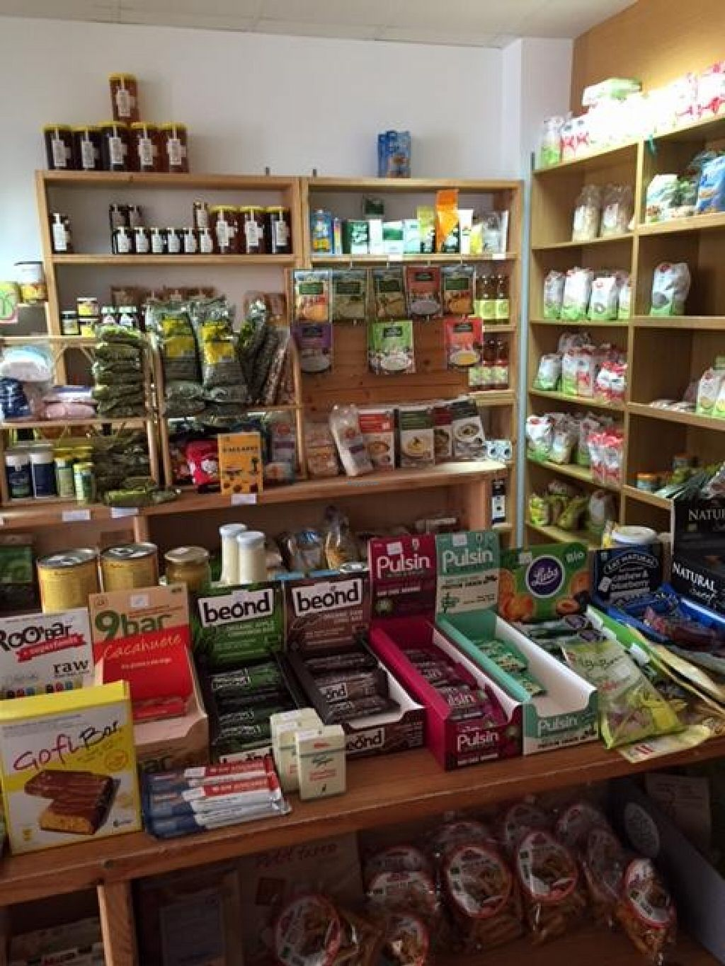 """Photo of Tienda Natural  by <a href=""""/members/profile/Take%20It%20Back"""">Take It Back</a> <br/>inside store <br/> September 18, 2015  - <a href='/contact/abuse/image/41286/118270'>Report</a>"""