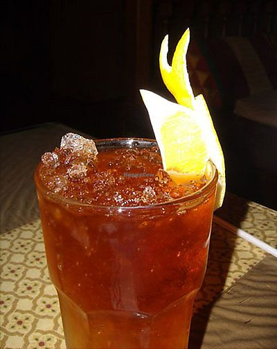 """Photo of Chow Thai  by <a href=""""/members/profile/PeterLorean"""">PeterLorean</a> <br/>Jasmine Iced Tea <br/> January 20, 2018  - <a href='/contact/abuse/image/41441/349002'>Report</a>"""
