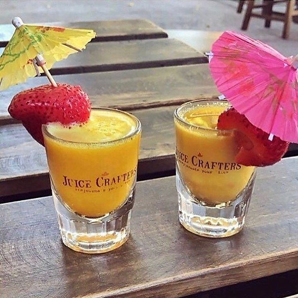 """Photo of Juice Crafters  by <a href=""""/members/profile/JuiceCrafters"""">JuiceCrafters</a> <br/>Cheers! Wellness Shots! – lemon, ginger & cayenne pepper <br/> December 10, 2017  - <a href='/contact/abuse/image/41450/334178'>Report</a>"""