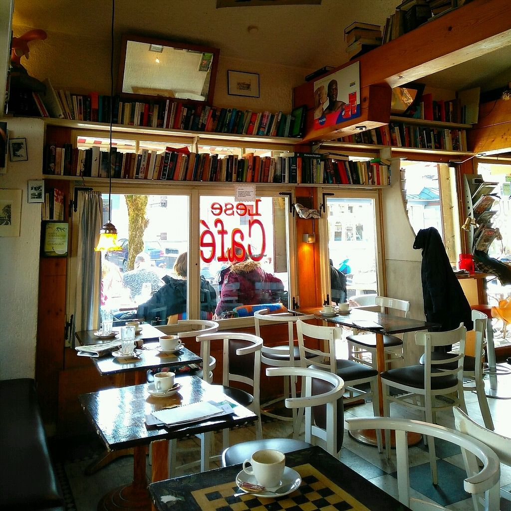 "Photo of Books and Cafe  by <a href=""/members/profile/AnnaJohnson"">AnnaJohnson</a> <br/>inside view  <br/> April 6, 2018  - <a href='/contact/abuse/image/41475/381702'>Report</a>"