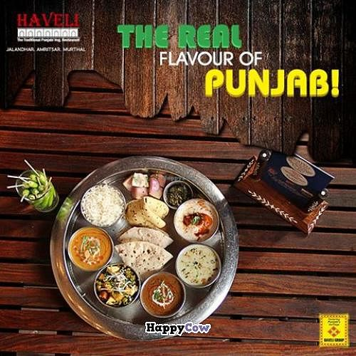 """Photo of Haveli Heritage  by <a href=""""/members/profile/Satish_Jain"""">Satish_Jain</a> <br/>Haveli is the past and glorious lifestyle of Punjab, which delivers the true sense of Punjabi food in the old style to the new generation <br/> September 6, 2013  - <a href='/contact/abuse/image/41477/54553'>Report</a>"""