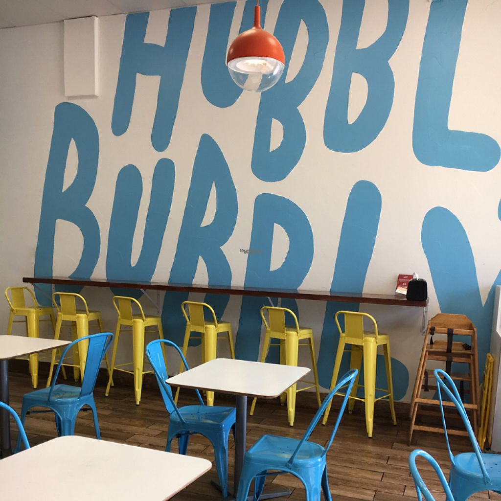 """Photo of Hubbly Bubbly Falafel Shop  by <a href=""""/members/profile/KWdaddio"""">KWdaddio</a> <br/>interior <br/> December 31, 2016  - <a href='/contact/abuse/image/41515/206592'>Report</a>"""